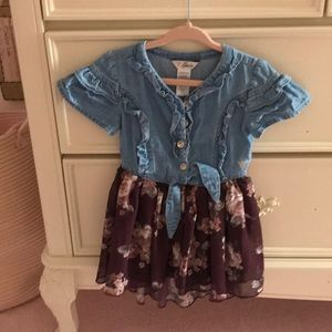 Guess 18 month old dress